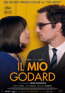 Il mio Godard - Locandina