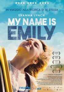 My name is Emily - Locandina