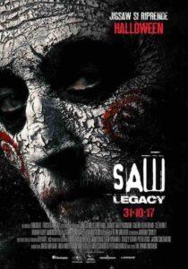 Saw - Legacy - Locandina