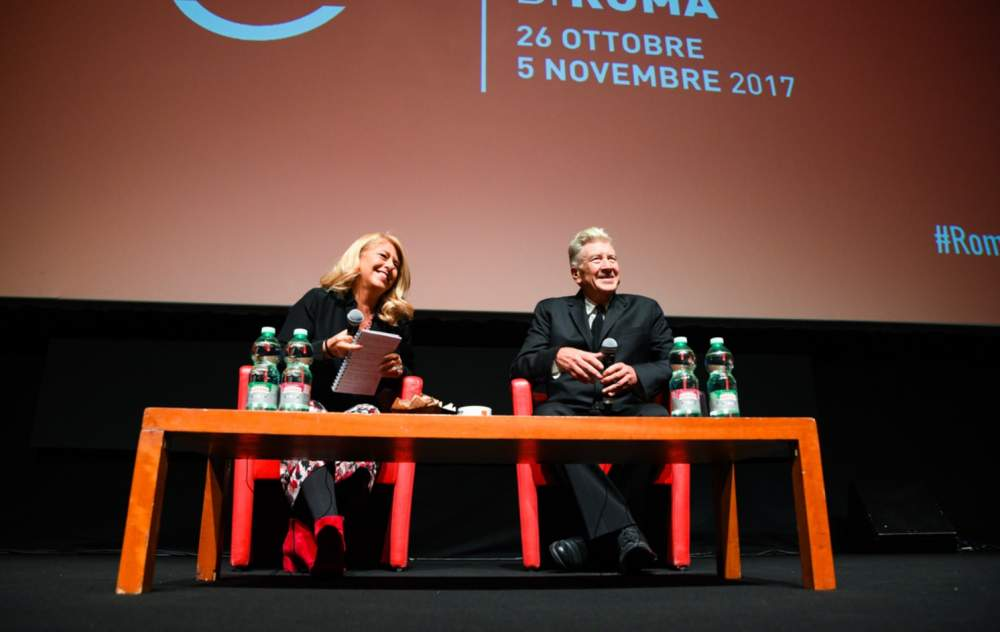 David Lynch - Festa del Cinema di Roma 3