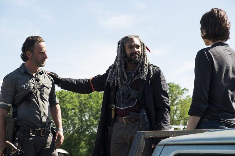 Ezekiel-Maggie-Rick-The-Walking-Dead