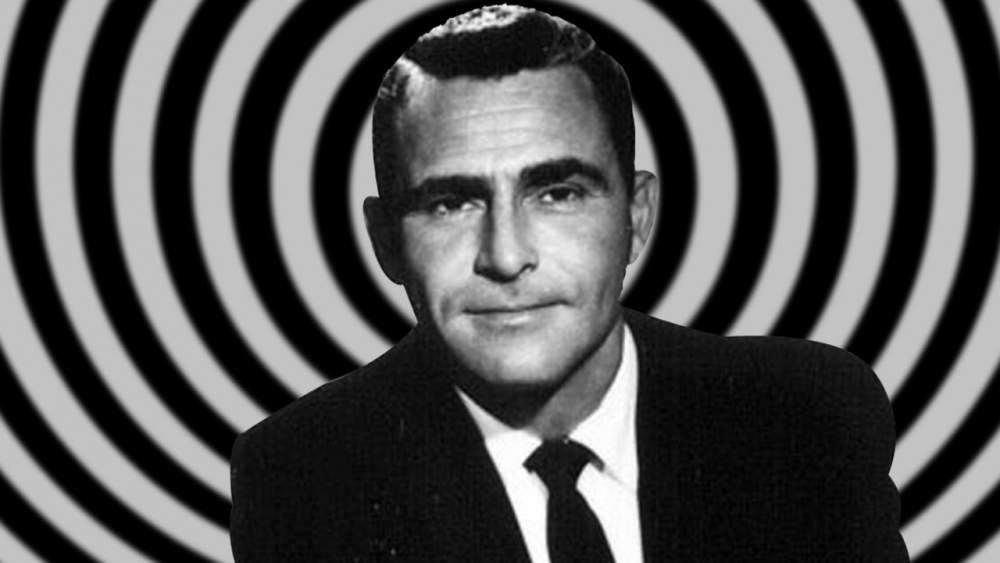 Rod Sterling The Twilight Zone