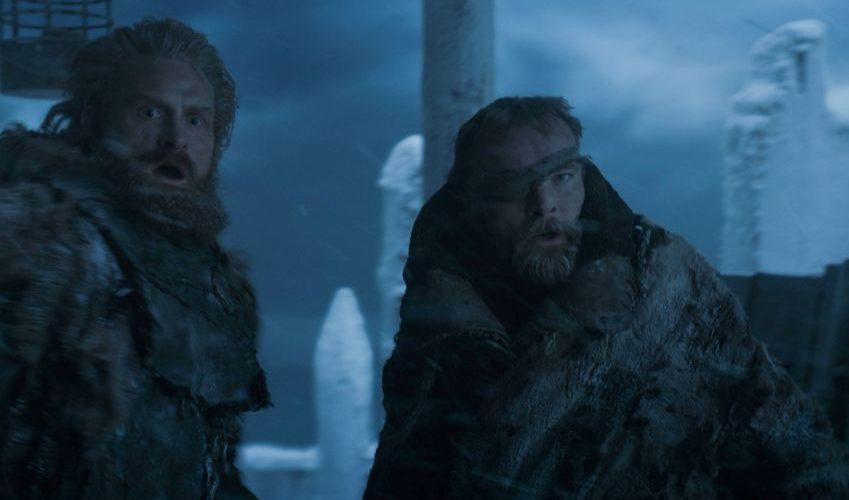 Tormund e Beric Game of Thrones