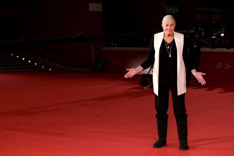 Vanessa Redgrave incontra il pubblico Festa del Cinema di Roma